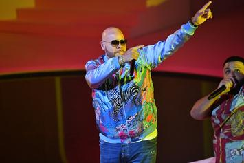 """Fat Joe Talks N-Word, Says Some People Want To Look At Things With A """"Racist Eye"""""""