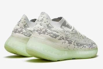 """Adidas Yeezy Boost 380 """"Alien"""" Debuts This Month: Best Look So Far"""