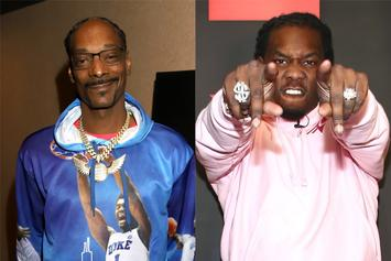 "Snoop Dogg Finds Offset's ""Little Brother"" Working At Pizza Joint"