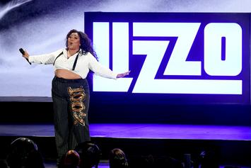 Lizzo Gets Candid About Her Anxiety & Growing Up With No Representation