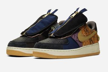Travis Scott x Nike Air Force 1 Low Dropping Soon: How To Cop