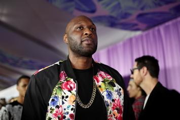Lamar Odom's Son Apologizes For Initial Disapproval Of Dad's Engagement