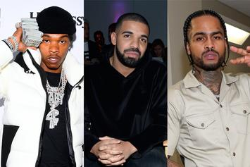 HNHH TIDAL Wave: Lil Baby, Drake & Dave East Are Stars This Week