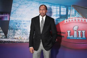 Stephen A. Smith Responds To Eric Reid Over Colin Kaepernick Comments