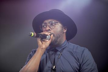 Will.I.Am Threatened With Legal Action By Qantas For Racism Accusation