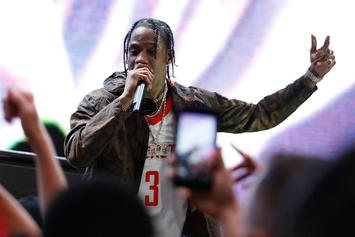 "Travis Scott Says He Doesn't Consider His Music To Be ""Hip Hop"""