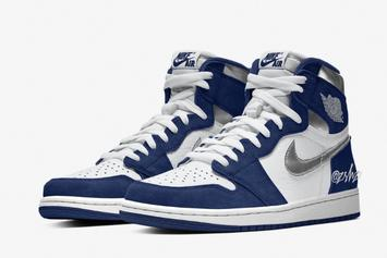 """Air Jordan 1 """"Midnight Navy"""" On Tap For 2020: What To Expect"""
