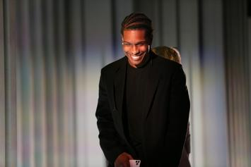 A$AP Rocky Is Designing Uniforms To Donate To Swedish Prison