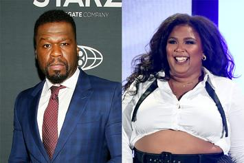 """50 Cent Shoots His Shot At Lizzo: """"That's The Love Boat"""""""
