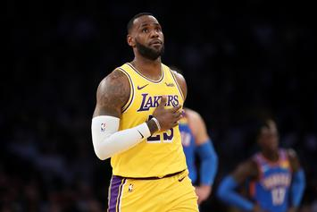 LeBron James Breaks A Record He Probably Isn't Too Proud Of