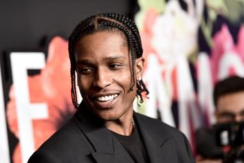 "A$AP Rocky ""Would Love To"" Perform At Swedish Prison"