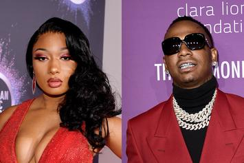 "Moneybagg Yo Speaks On Megan Thee Stallion Relationship: ""We Good"""