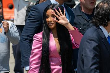 """Cardi B Discovers """"The Most Beautiful Thing Ever"""" In Her DMs"""