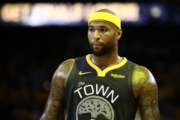 DeMarcus Cousins Receives Huge Praise From Lakers Teammates