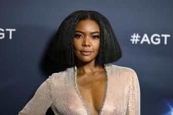 """Gabrielle Union Fired From """"AGT"""" After Reporting Racist Joke By Jay Leno: Report"""