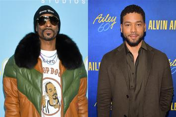 Snoop Dogg Posts Savage Jussie Smollett Meme A Few Months Too Late