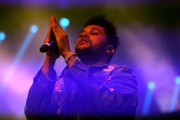 "The Weeknd Confirms ""Blinding Lights"" Is Dropping Tonight"