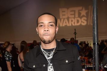 "G Herbo Swoons Over Taina Williams On Thanksgiving: ""You Keep Me Sane"""