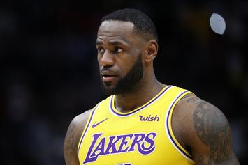 LeBron James Reacts To His Latest Historic NBA Milestone