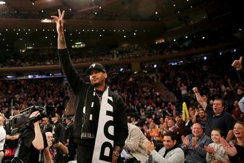 Carmelo Anthony Flexes His Poetic Prowess With Inspirational Video