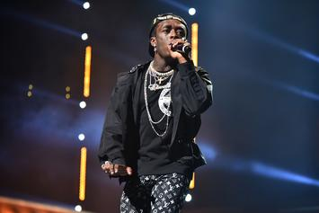 "Maaly Raw Clears The Air After Lil Uzi Vert's Rant: ""Self Made Self Paid"""