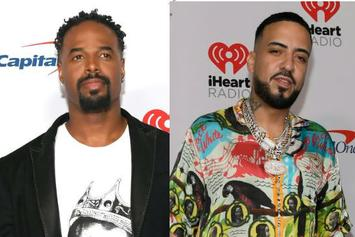 """French Montana Is The Biggest """"White Chicks"""" Fan, Gets Quizzed By Shawn Wayans"""