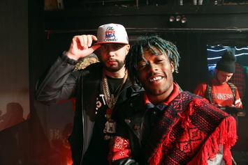 "DJ Drama Busts Out The ""Futsal Shuffle"" In Lil Uzi Vert's Honor"