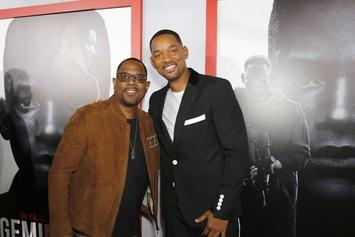 """Will Smith & Martin Lawrence Questioned Their """"Chemistry"""" On New """"Bad Boys"""""""
