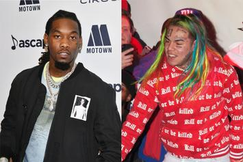 "Tekashi 6ix9ine's Girlfriend Calls Out Offset: ""The Hack Started After You Got Exposed"""