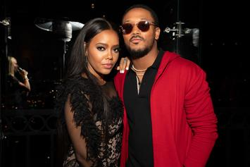 Angela Simmons Airs Out Beef With Romeo Miller, Denies Their Tension Is Fake