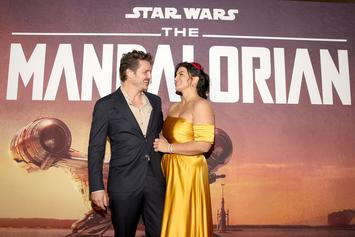 """The Mandalorian"" Gets More Viral Attention After Boom Mic Falls Into Shot"