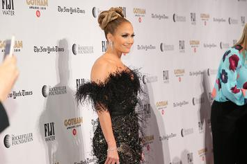 """Jennifer Lopez Says Cocaine Queen Role Is A """"Heavy Dose Of What A Woman Is Capable Of"""""""