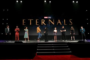 """Marvel's """"Eternals"""" Shows First Footage At CCXP, Described As """"Epic"""""""