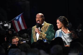 Steve Harvey Didn't Make Another Mistake At The 2019 Miss Universe Competition