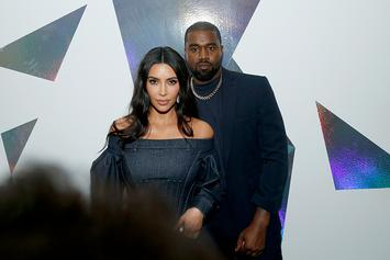 Kim Kardashian Shares On-Foot Look At Two Upcoming Yeezy Colorways