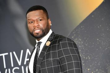 50 Cent Claps Back At Thirsty Dude Flirting With His Girlfriend