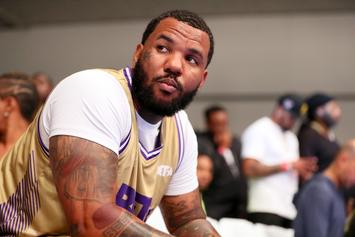 """The Game Gets Quizzed On His Lyrics; Shares Thoughts On T.I.'s """"Hymen"""" Remarks"""