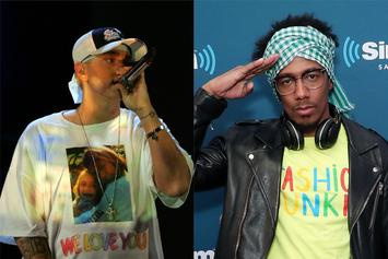 "Eminem's Alleged ""Black Girls Are B*tches"" Lyric Sampled In Nick Cannon Diss Track"