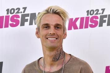 Aaron Carter Insists Reported Overdose Was False Alarm After Police Called On Him