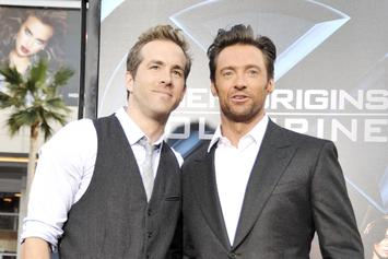 Ryan Reynolds Turns Hugh Jackman's Christmas Sweater Prank Into Charitable Cause