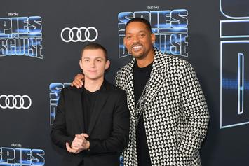 Tom Holland & Will Smith Team Up To Do An Escape Room Together