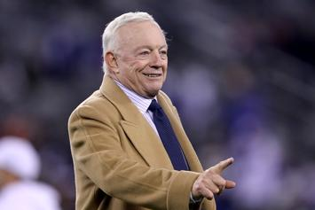 Jerry Jones Reacts To The Cowboys Devastating Loss On Sunday