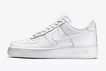 """Clot x Nike Air Force 1 Low """"Rose Gold"""" Revealed: Release Details"""