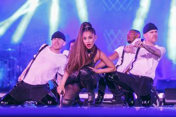 Ariana Grande May Have Shaded Princess Nokia On Her Live Album