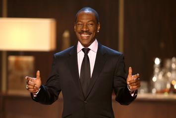 "Eddie Murphy's Leather ""Delirious"" Suit Was Destroyed By Keenan Ivory Wayans"