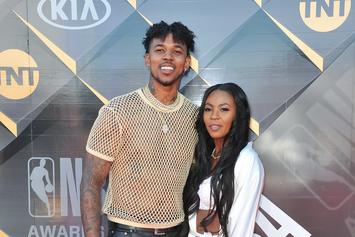 """Nick Young & His Longtime Girlfriend Get Engaged On Christmas: See The """"Big Rock"""""""