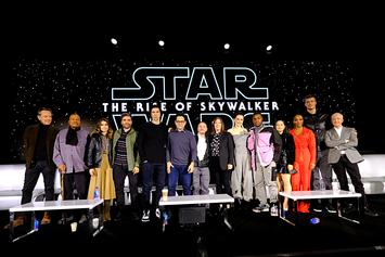 """""""Star Wars: The Rise of Skywalker"""" Snags Box Office Number One Spot"""