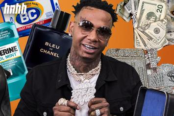 """Moneybagg Yo Explains The Importance Of Staying Fresh On """"In My Bag"""""""