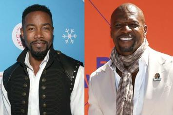 """Michael Jai White On Terry Crews Being #MeToo'd: """"I Would Kill Somebody!"""""""