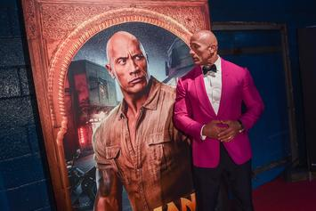 """Dwayne """"The Rock"""" Johnson Gifts Sister-In-Law New Car For Christmas"""
